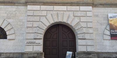 Bayerisches Armeemuseum Reduit Tilly in Ingolstadt an der Donau