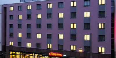 Hampton by Hilton Nuremberg City Centre in Nürnberg