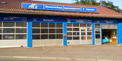 Al´s Meisterwerkstatt GmbH Automobilservice & Reparatur in Stuttgart