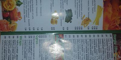 Sena's Pizza in Monheim am Rhein