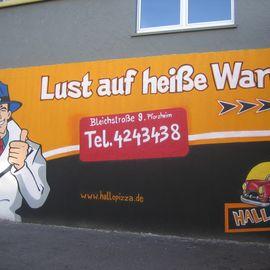 Hallo Pizza in Pforzheim