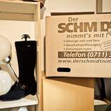 Der Schmidt nimmt's mit in Stuttgart
