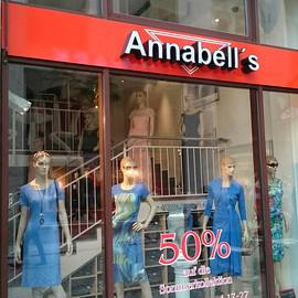 Boutique Annabell's Damenmoden in Leipzig