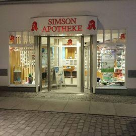 Simson-Apotheke in Stralsund