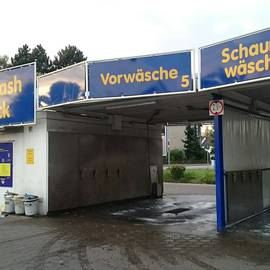 Solarwash in Lübeck