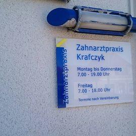Zahnarztpraxis Dr. Bettina und Dietmar Krafczyk in Neustadt in Holstein