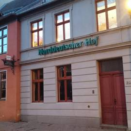 Bild zu Norddeutscher Hof in Stralsund