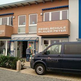 "Segelschule ""Blauer Peter"" Jan Gutowsky in Grömitz"