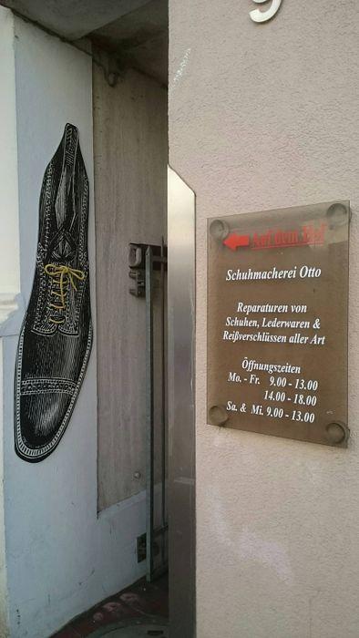 624d1dd889 Schuhmacherei Otto - 1 Bewertung - Eutin - Peterstr. | golocal