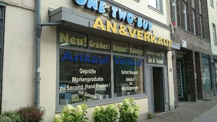 one two buy 4 bewertungen l beck innenstadt gro e. Black Bedroom Furniture Sets. Home Design Ideas