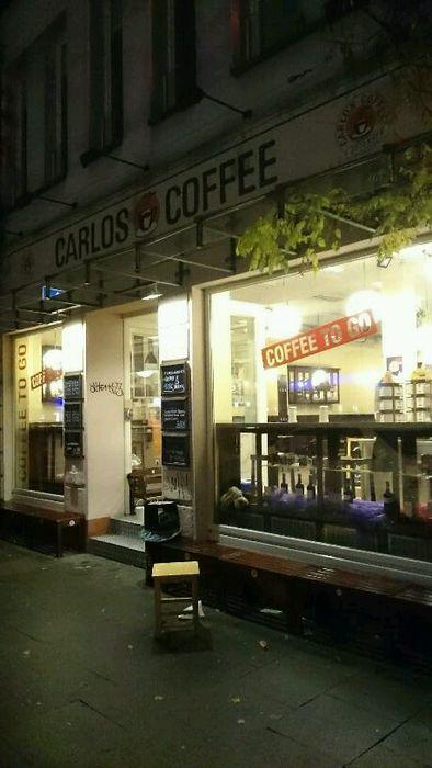 bilder und fotos zu carlos coffee in hamburg bahrenfelder stra e. Black Bedroom Furniture Sets. Home Design Ideas