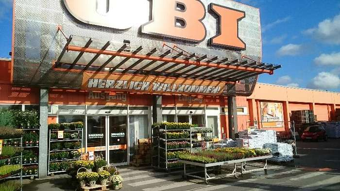 obi markt l beck 4 bewertungen l beck sankt gertrud wesloer landstr golocal. Black Bedroom Furniture Sets. Home Design Ideas