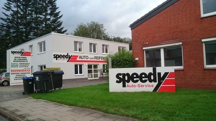 speedy auto service gmbh co kg 1 foto bad schwartau. Black Bedroom Furniture Sets. Home Design Ideas