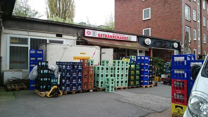 Barmbeker Getränkemarkt - 1 Foto - Hamburg Winterhude - Semperstr ...