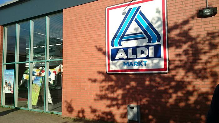 aldi nord 1 foto l beck buntekuh korvettenstr golocal. Black Bedroom Furniture Sets. Home Design Ideas