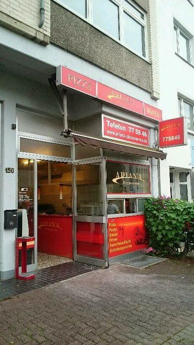 ariana pizzaservice 1 foto kassel west wilhelmsh her allee golocal. Black Bedroom Furniture Sets. Home Design Ideas