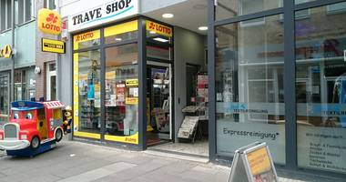 Trave Shop in Bad Oldesloe