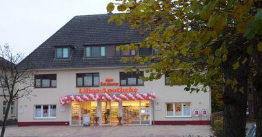 Lilien-Apotheke am Rathaus in Stockelsdorf