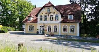 Forsthaus St. Hubertus Hotel u. Restaurant Inh. Horst Grotkopp in Groß Grönau