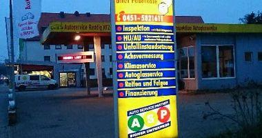 Autoservice Reddig in Lübeck