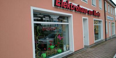 Elektrohaus am Markt in Taucha bei Leipzig