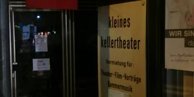 kleines kellertheater in Ratzeburg