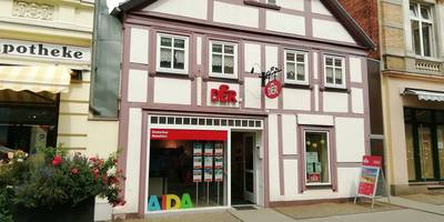 DER Deutsches Reisebüro in Burg (bei Magdeburg)