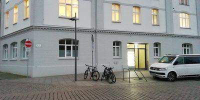 Kinderchirgurie am Holstentor in Lübeck