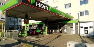 HEM Tankstelle in Bremerhaven