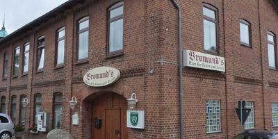 Bromunds Haus in Curau Gemeinde Stockelsdorf