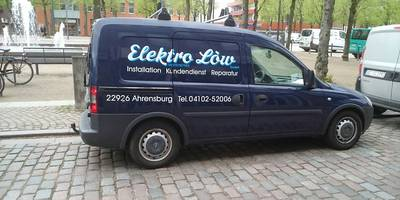 Löw Elektro GmbH Inh. D. Thurack in Ahrensburg