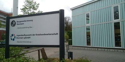 Baugewerbe-Innung-Stormarn, Ausbildungsstätte in Ahrensburg