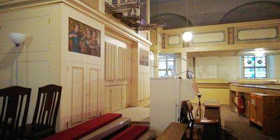 Kirchengemeinde Taucha-Dewitz-Sehlis St. Moritz-Kirche in Taucha bei Leipzig