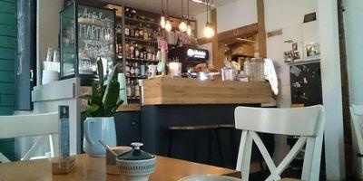 Cafébar in Lübeck