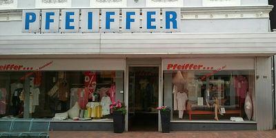 Pfeiffer Betten- u. Aussteuerhaus, Gebr. in Itzehoe