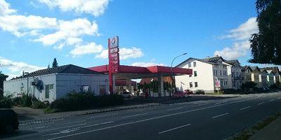 TOTAL Tankstelle in Stockelsdorf