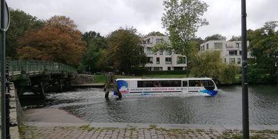 Splashtour Lübeck Helge Gabriel in Lübeck