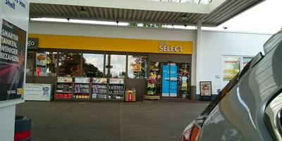 Shell Station Klinke GmbH in Falkensee