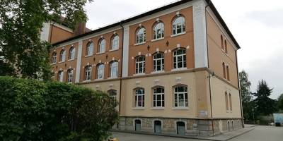 Geschwister-Scholl-Gymnasium in Taucha bei Leipzig