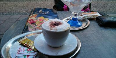 Eiscafé Rialto in Lübeck