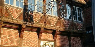 Eulenspiegelmuseum in Mölln in Lauenburg