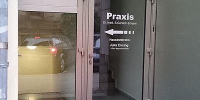 Enxing, Julia in Leipzig