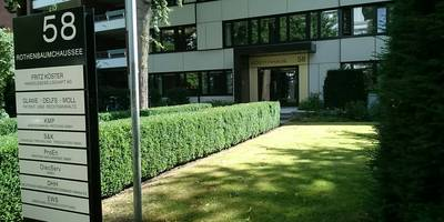 Köster Fritz Handelsgesellschaft AG Futtermittel Import in Hamburg