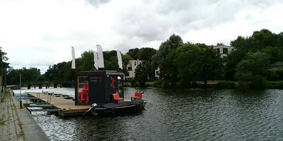 Boat-Now in Lübeck