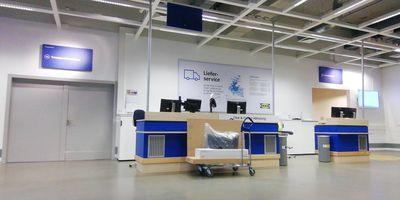 IKEA Einrichtungshaus Lübeck in Kücknitz Stadt Lübeck