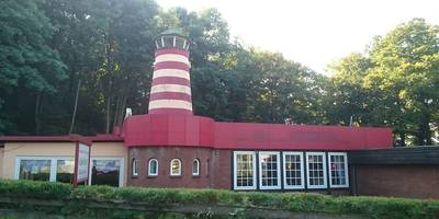 Leuchtturm Bistro in Ruhleben Gemeinde Bösdorf