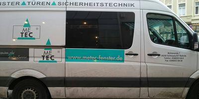 METEC GmbH Halle-Leipzig in Schkopau