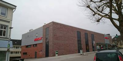 Markant Markt in Reinfeld in Holstein