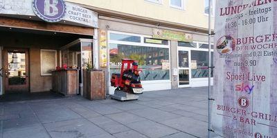 B-Burger Bar - BHV GmbH & Co. KG in Bremerhaven