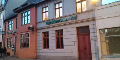 Norddeutscher Hof Hotel in Stralsund